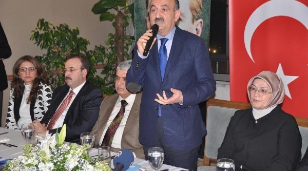 Sağlik Bakani Müezzinoğlu: 5 Ayda 1 Milyon Kişi Gribe Yakalandi (3)
