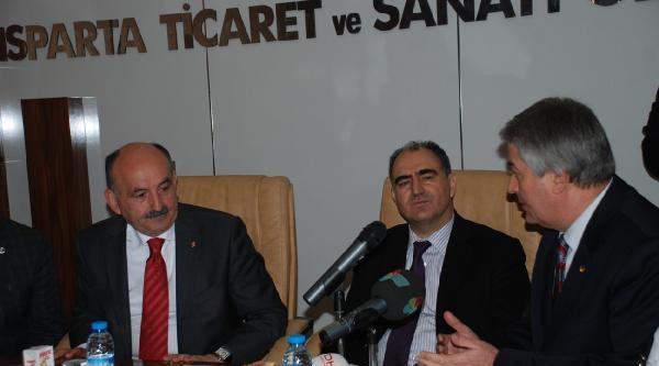 Sağlık Bakanı Müezzinoğlu: Yatak Sayısı Değil Hastanenin Donanımı Önemli