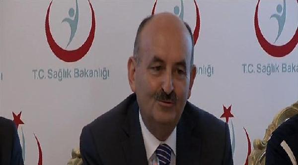 Sağlık Bakanı Müezzinoğlu'ndan Açıklamalar