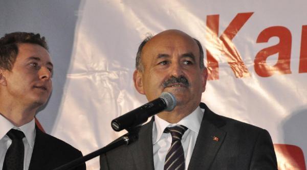 Sağlık Bakanından  Vatandaşa: Bir Dakika Sabret Yav