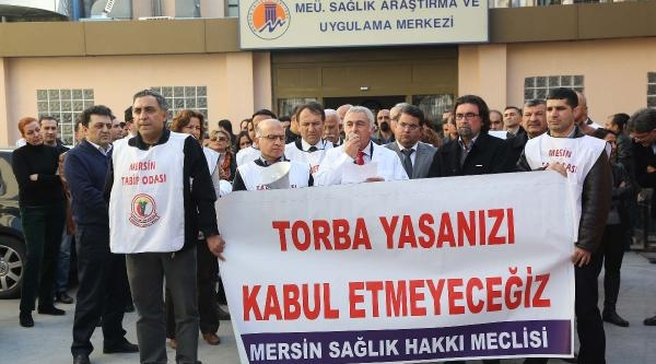 Sağlik Çalişanlarindan Cumhurbaşkani Gül'e 'veto' Çağrisi