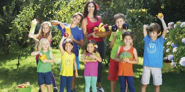'sağlikli Yemekler Mutlu Çocuklar' Seçkin Kitapevlerinde