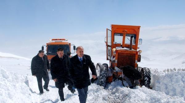 Sahara Geçidi 26 Saat Sonra Ulaşıma Açıldı
