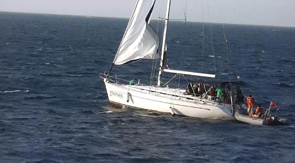 Sahil Güvenlik, 111 Kaçak Yakaladı - Fotoğraflar