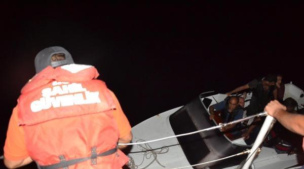 Sahil Güvenlik, Ege'de 4 Günde 150 Kaçağı Kurtardı