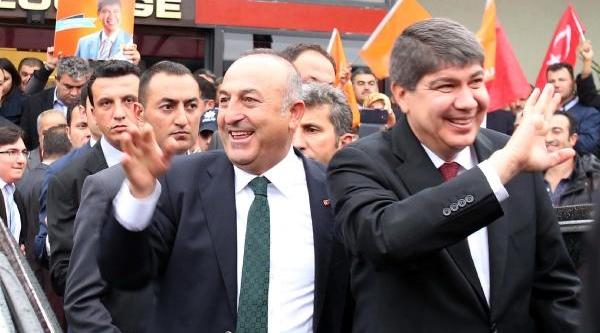 Şahin: Yargi Vesayeti Türkiye'ye Yön Vermeye Çalişiyor (2)
