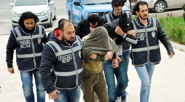 Sahte Para Operasyonu Şüphelilerinden 6'sı Tutuklandı