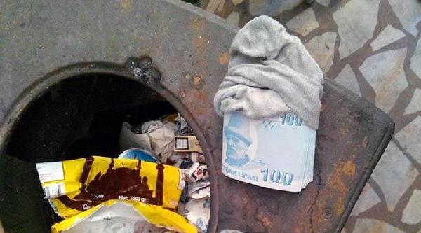 Sahte Paraları Çoraba Saklayan 4 Kişi Yakalandı