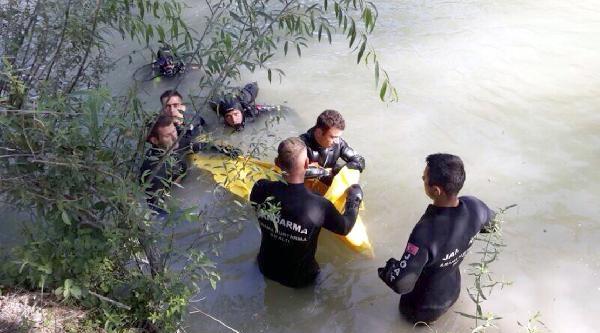 Sakarya Nehri'ne Düşen Minik Esra'nın Cesedı Bulundu