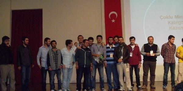 Sakarya Üniversitesi Robot Topluluğu, Türkiye Şampiyonu Oldu