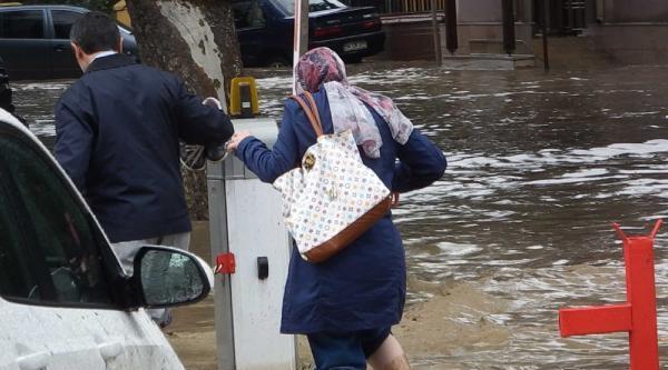 Sakarya'da Dereler Taştı Evler Su Altında Kaldı - Ek Fotoğraflar