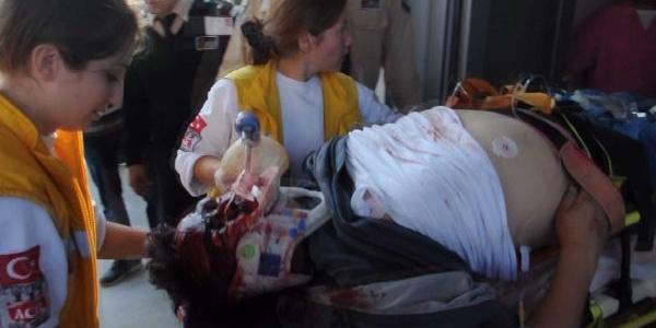 Sakarya'daki Kazada 1 Ölü, 1 Yarali