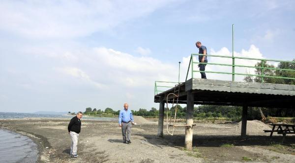 Sakarya'daki Şiddetli Yağışlar Sapanca Gölü'ndeki Su Oranını Arttırdı