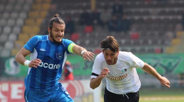 Sakaryaspor - Bursa Nilüferspor: 3-1