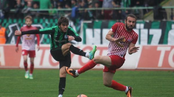 Sakaryaspor-elibolsandıklıspor: 0-0