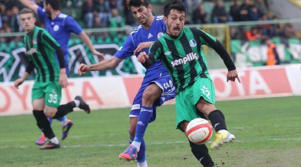 Sakaryaspor - Orhangazispor: 0-1
