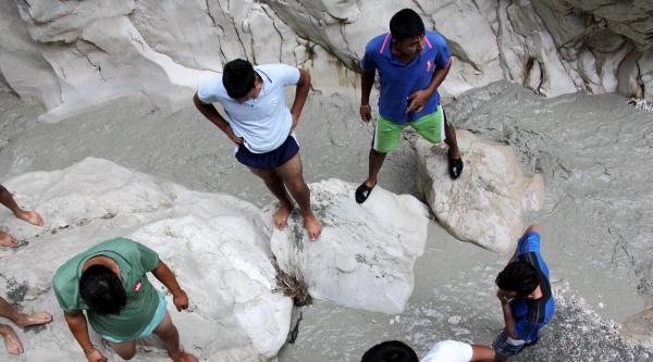 Saklıkent Kanyonu'nda Kaybolan 1 Kişinin Cesedi Bulundu (2) - Yeniden