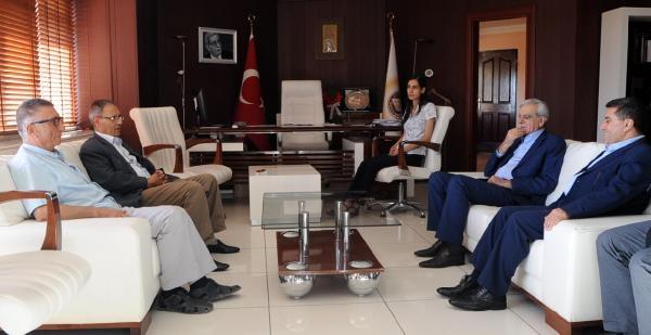 Salih Gedo: Rojava'ya Katılımlar Bize Moral Verdi
