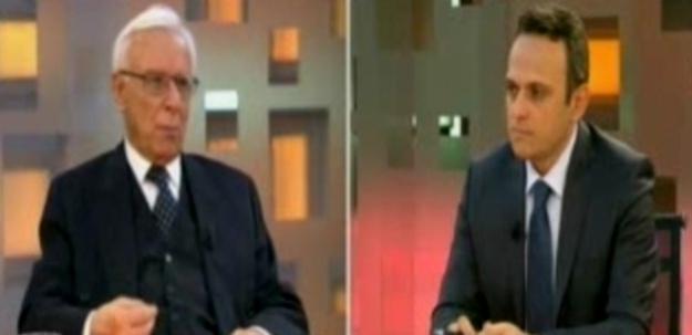 Sami Selçuk'tan STV'de Şimon Peres'e övgü...