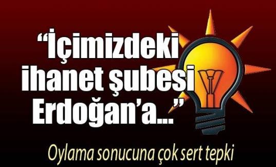 Şamil Tayyar: İçimizdeki hainler Erdoğan'a operasyon yaptılar!