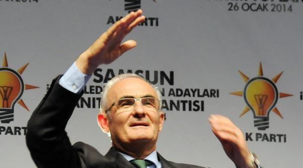 Samsun Büşükşehir Belediye Başkanlığı Seçimini Ak Partili Yılmaz Yeniden Kazandı
