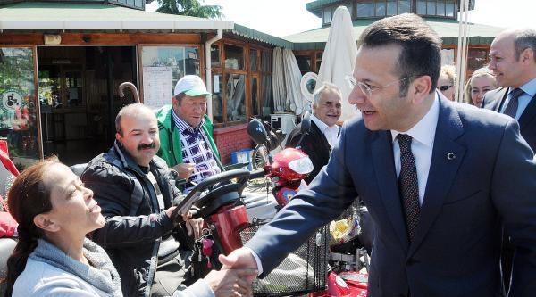Samsun Valisi Aksoy: Engelliler Evlerinde Kalmasın