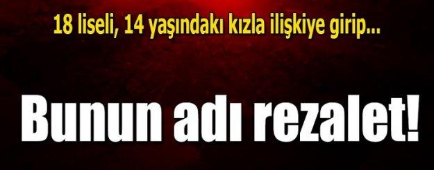 Samsun'da 18 öğrenci, cinsel taciz iddiasıyla gözaltında