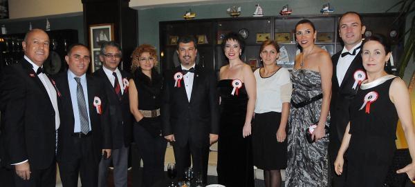 Samsun'da Cumhuriyet Gecesi