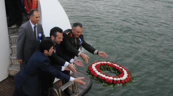 Samsun'da Kabotaj Bayramının 88'inci Yılı Kutlandı