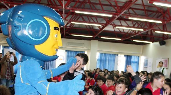 Samsun'da Öğrencilere Trafik Eğitimi