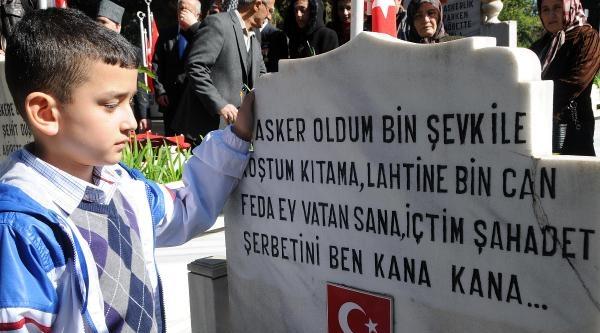Samsun'da Şehitler Anıldı