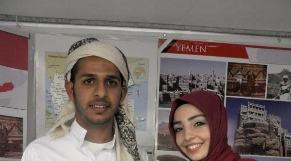 Samsun'da Uluslararası Öğrenci Buluşmaları