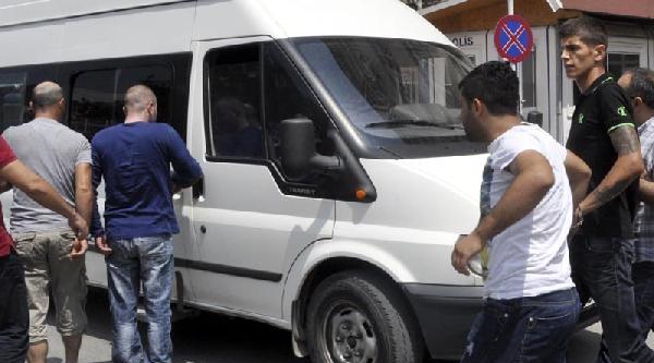 Samsun'da Uyuşturucu Operasyonu : 8 Kişi Gözaltında