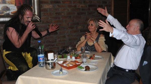 Samsun'da Yeni Yil Coşkusu