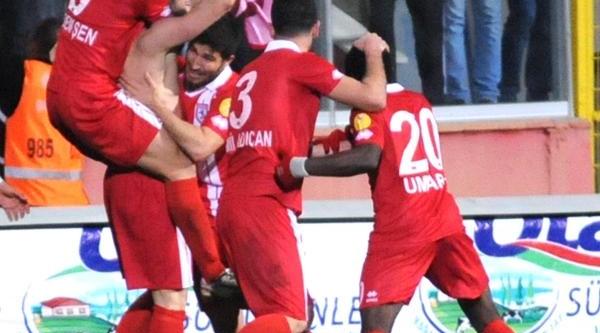 Samsunspor - Adanaspori Ek Fotoğraflari