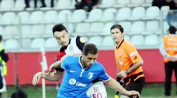 Samsunspor-ankaraspor Maçı Fotoğrafları