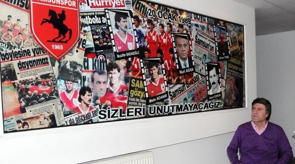 Samsunspor Başkani Kar: Futbolcularimiz Inşallah Şehitlerimize Galibiyet Armağani Verir