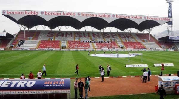 Samsunspor-kahramanmaraşspor: 4-1