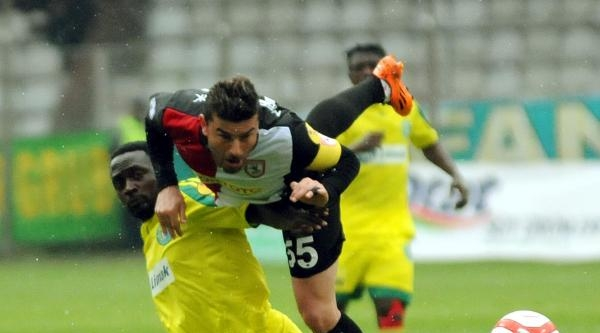 Samsunspor - Şanliurfaspor : 3-1