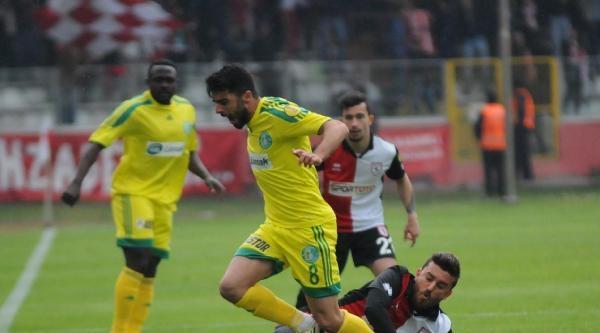 Samsunspor - Şanliurfaspor Fotoğrafları