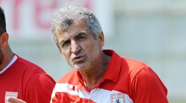 Samsunspor Teknik Direktörü: İlk Etap Çalişmalarini Değerlendirdi