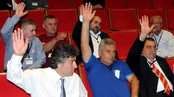 Samsunspor'da Emin Kar Yeniden Başkan
