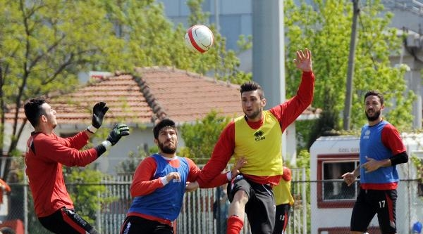 Samsunspor'da Hedef Play Off'tan Süper Lig'e Çikmak