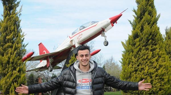 Samsunspor'un Genç Kalecisi Furkan: