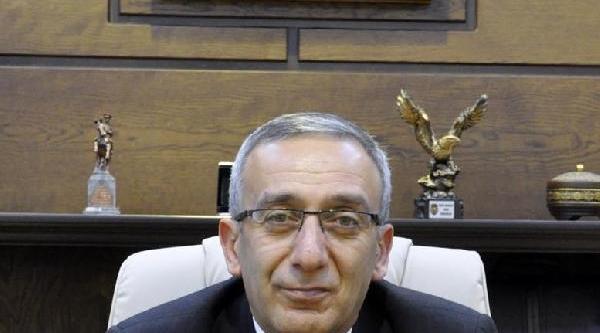 Samsun'un Yeni Emniyet Müdürü Yavuz: Halkin Desteğini Bekliyoruz