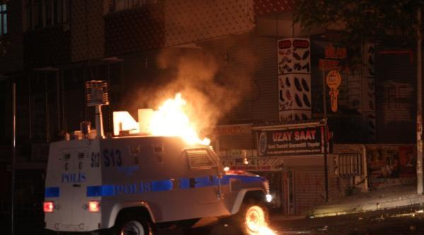 Sancaktepe'de Polis Müdahalesi