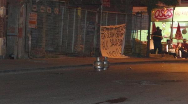 Sancaktepe'de Şüpheli Paket Alarmı