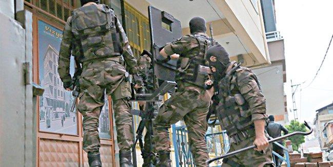Sandık provokatörü teröristler kıskıvrak