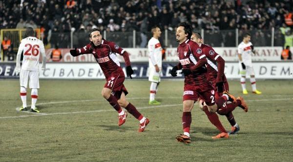 Sanica Boru Elaziğspor- Medical Park Antalyaspor: 4-1