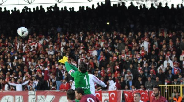 Sanica Boru Elazığspor-trabzonspor: 0-0
